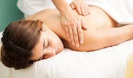 Massaggio 50 min + spa