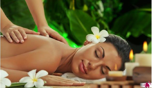 1 massaggio a domicilio