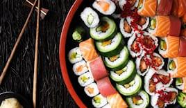 Sushi d'asporto