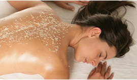 Massaggi con sali