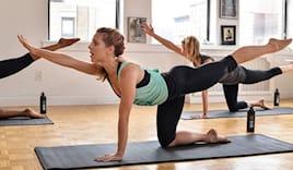 10 lezioni pilates 50 min