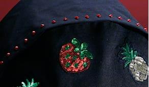 Zaino patch frutta