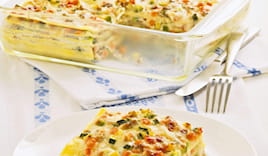 Lasagne verdure asporto