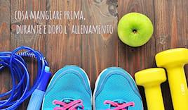 Dieta per lo sportivo