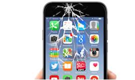 Vetro rotto iphone 6s ?