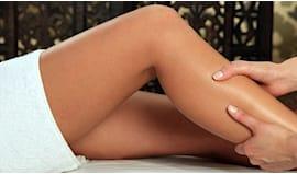 3 massaggi drenanti 30'