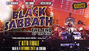 Black sabbath al cinema