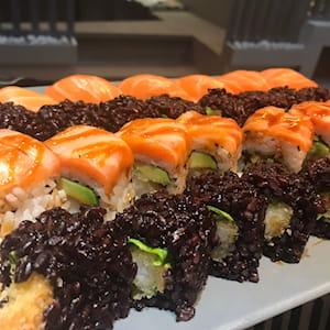 Offerta di sushi box d 39 asporto 52 pz a bologna spiiky - Porta pranzo tiger ...