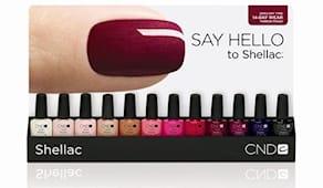 Manicure + ibd shellac