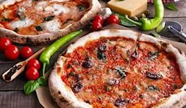 Menù pizza puerto svago