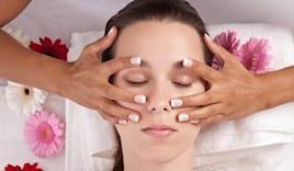 Massaggio viso therapy