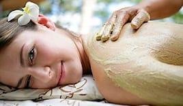 Scrub e massaggio dren