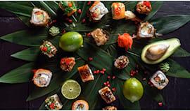 Asporto/domicilio wasabi