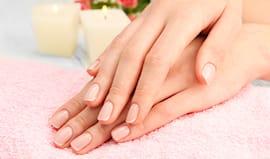 Manicure e smalto