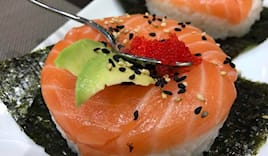 Pranzo sushi x 2
