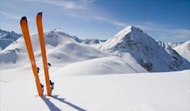 Riparazione sci