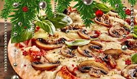 Menù pizza per 4 a 29,90