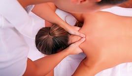 Massaggio massoterapico
