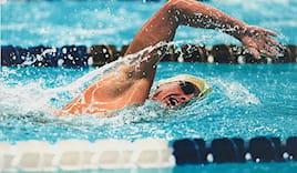 Offerta nuoto in piscina