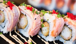 Sushi party ginger 69pz