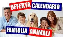 Photo calendario famiglia