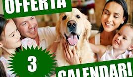 Offerta 3 calendari