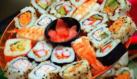 Sushi take away 50 pz