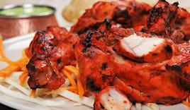 Indiano carne feste