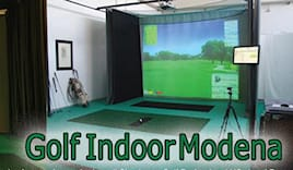 Prova golf indoor 1h