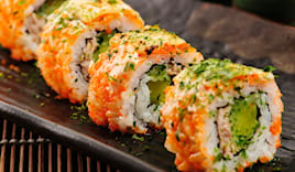 Menù my sushi