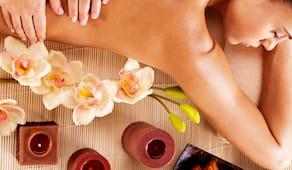 Day spa + massaggio