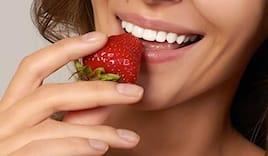 Pulizia denti piumazzo