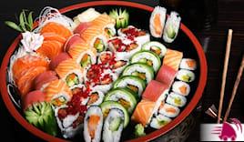 Sushi box a domicilio