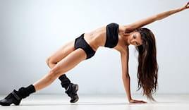 6 ingressi fitness dance