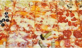 Teglie di pizza rinfreso