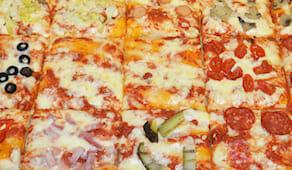 Teglie pizza rinfresco