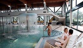 Ingresso piscina termale