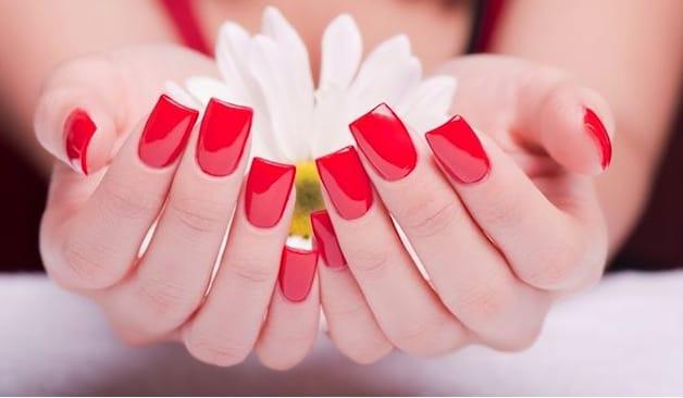 Semipermanente + manicure