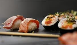Degustazione sushi x2