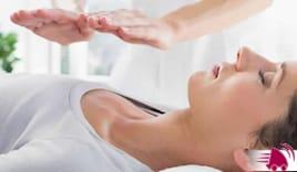 Massaggio drenante +reiki