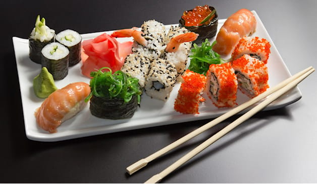 Sushi king all you can