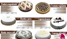 Torta/pasticcini 1,2 kg