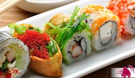 Sushi king domicilio 40pz