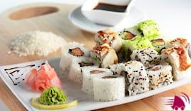 Sushi 30pz a casa tua