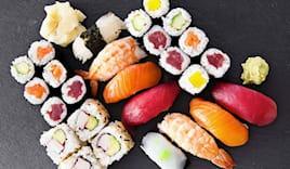 Sushi misto 30pz take aw.