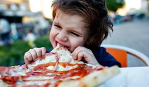 Pizza omaggio bambini