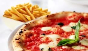 2menù pizza bibita patate