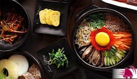 Menù coreano domicilio x2