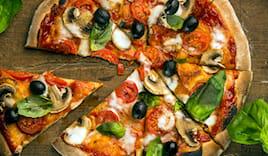 Pizza+patatine asporto x2