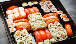 Amo sushi take away 40pz